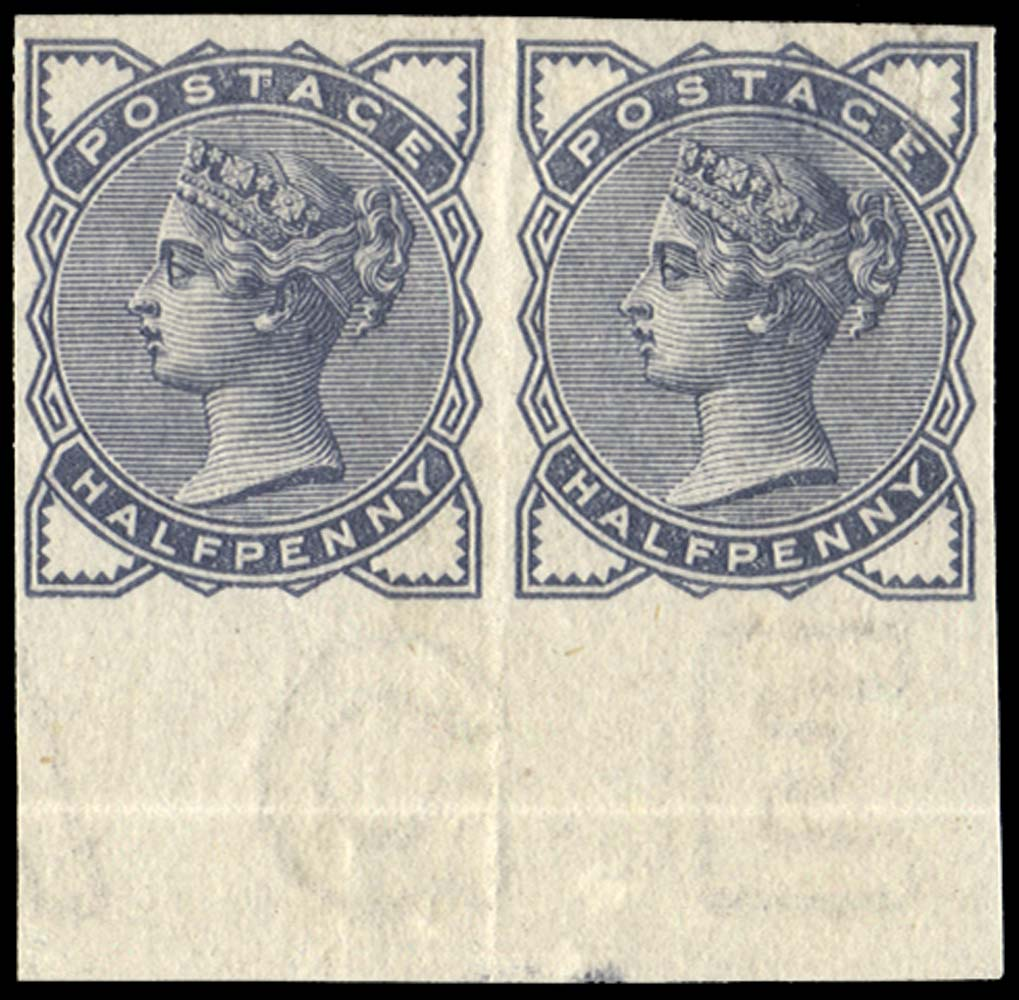 GB 1884  SG187a Mint