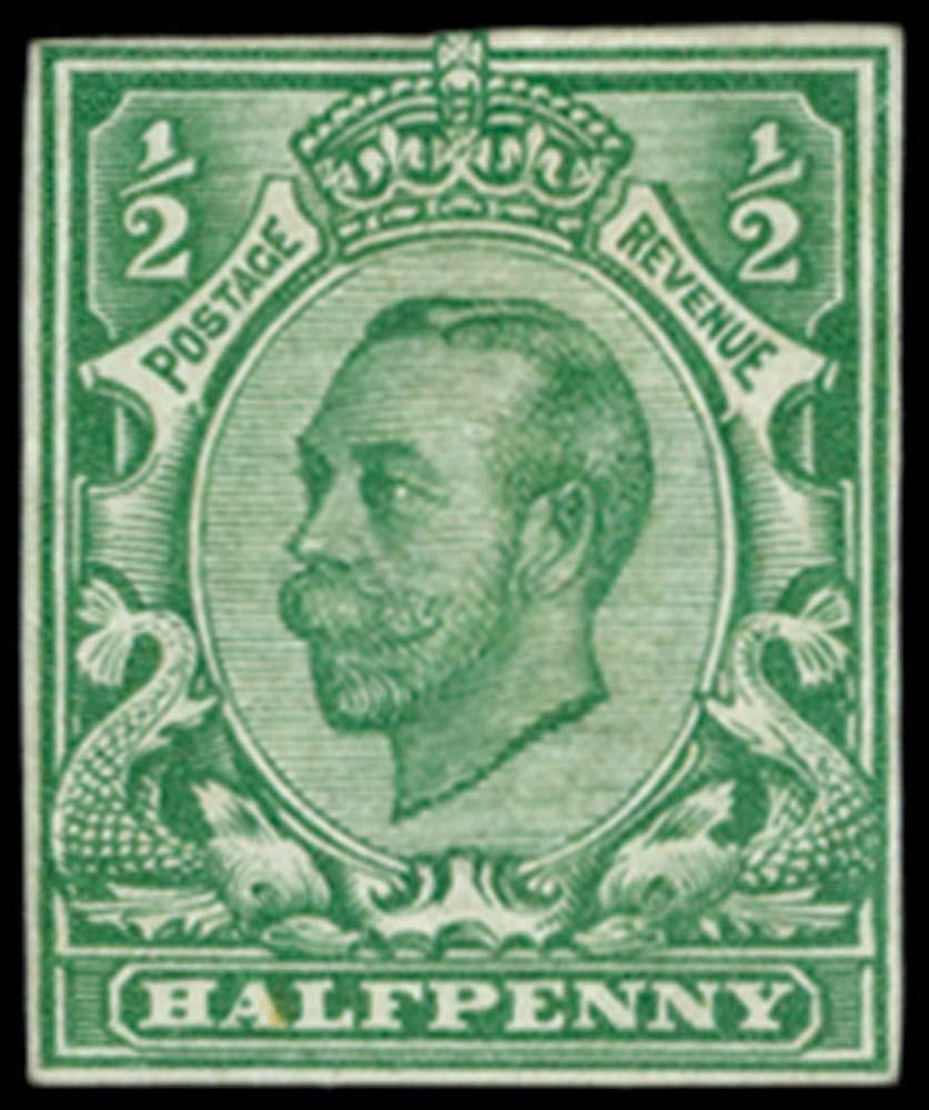 GB 1911  SG339var Mint