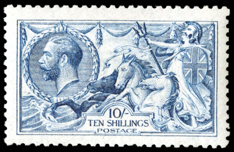 GB 1915  SG412 Mint