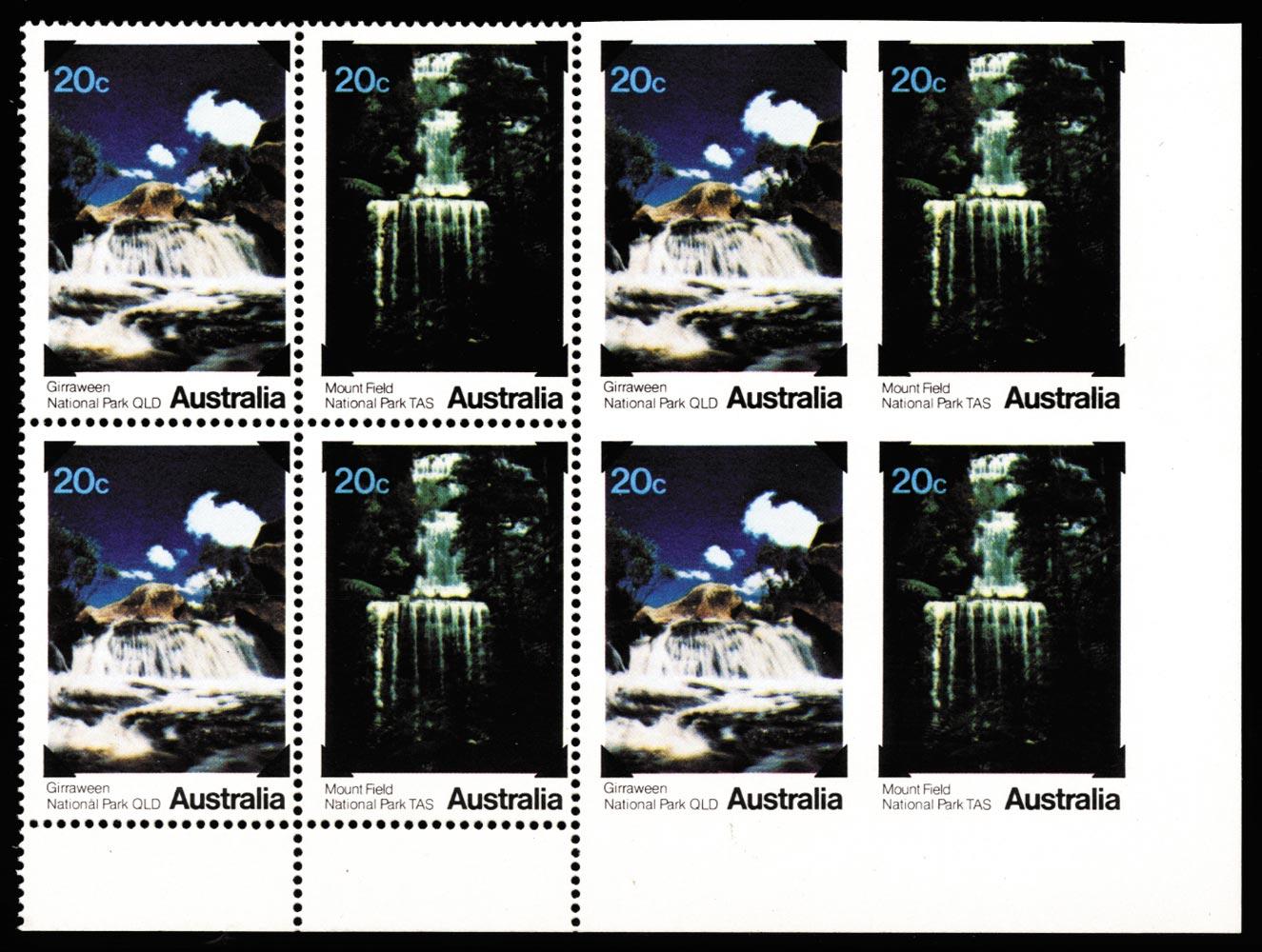 AUSTRALIA 1979  SG713a/ab Mint