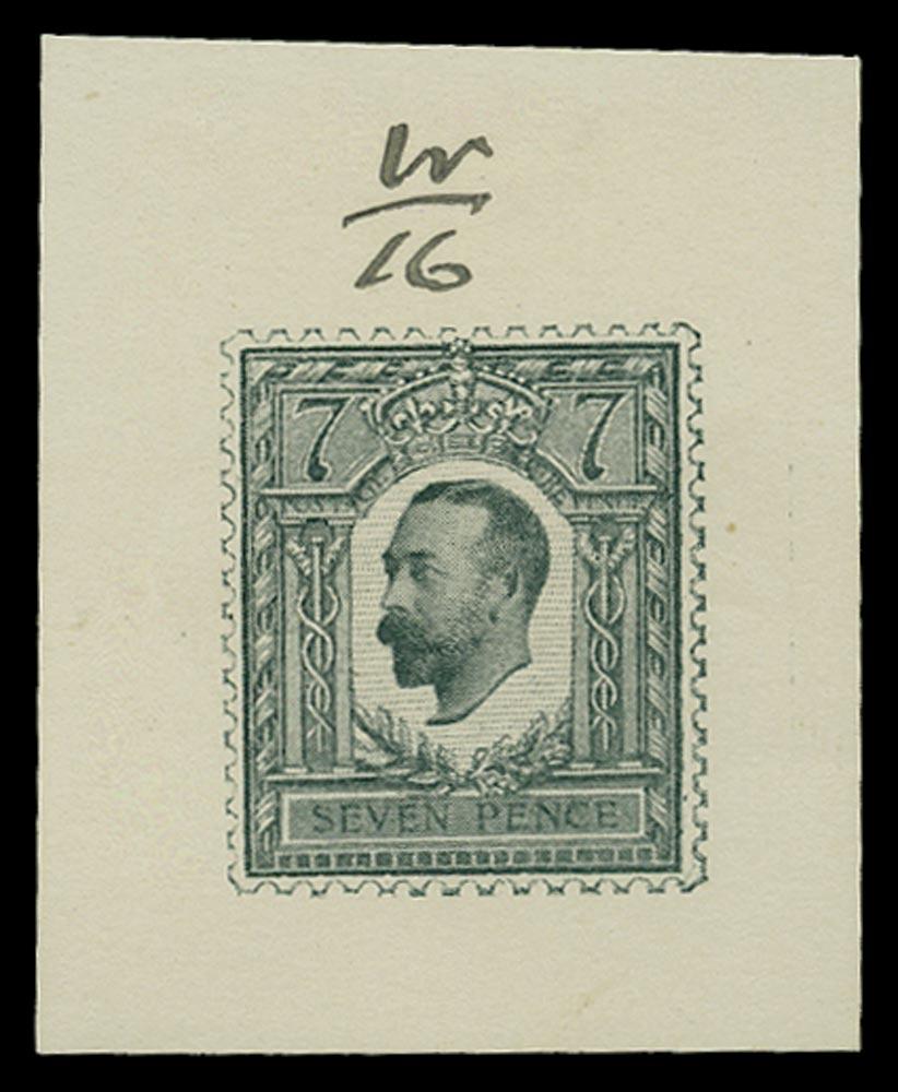 GB 1910 Essay