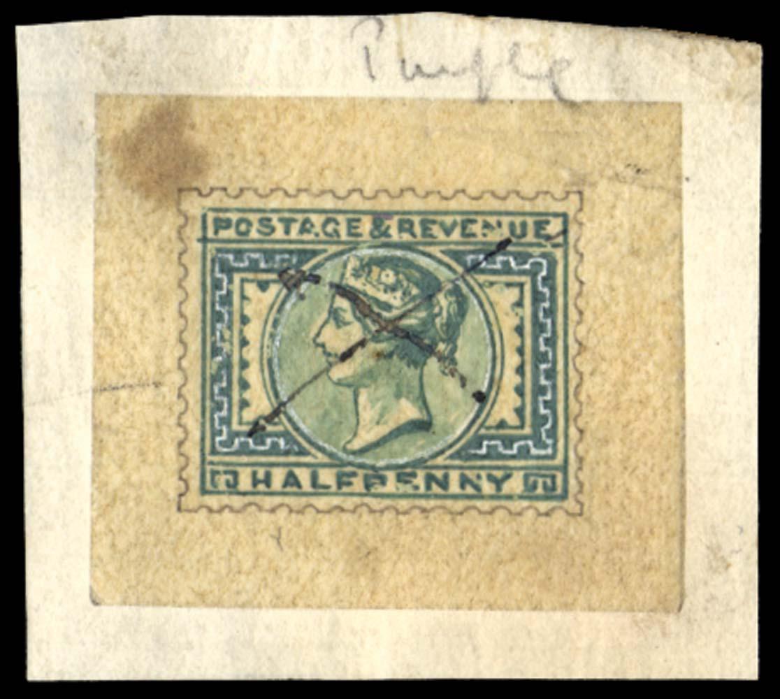 GB 1882  SG. Essay
