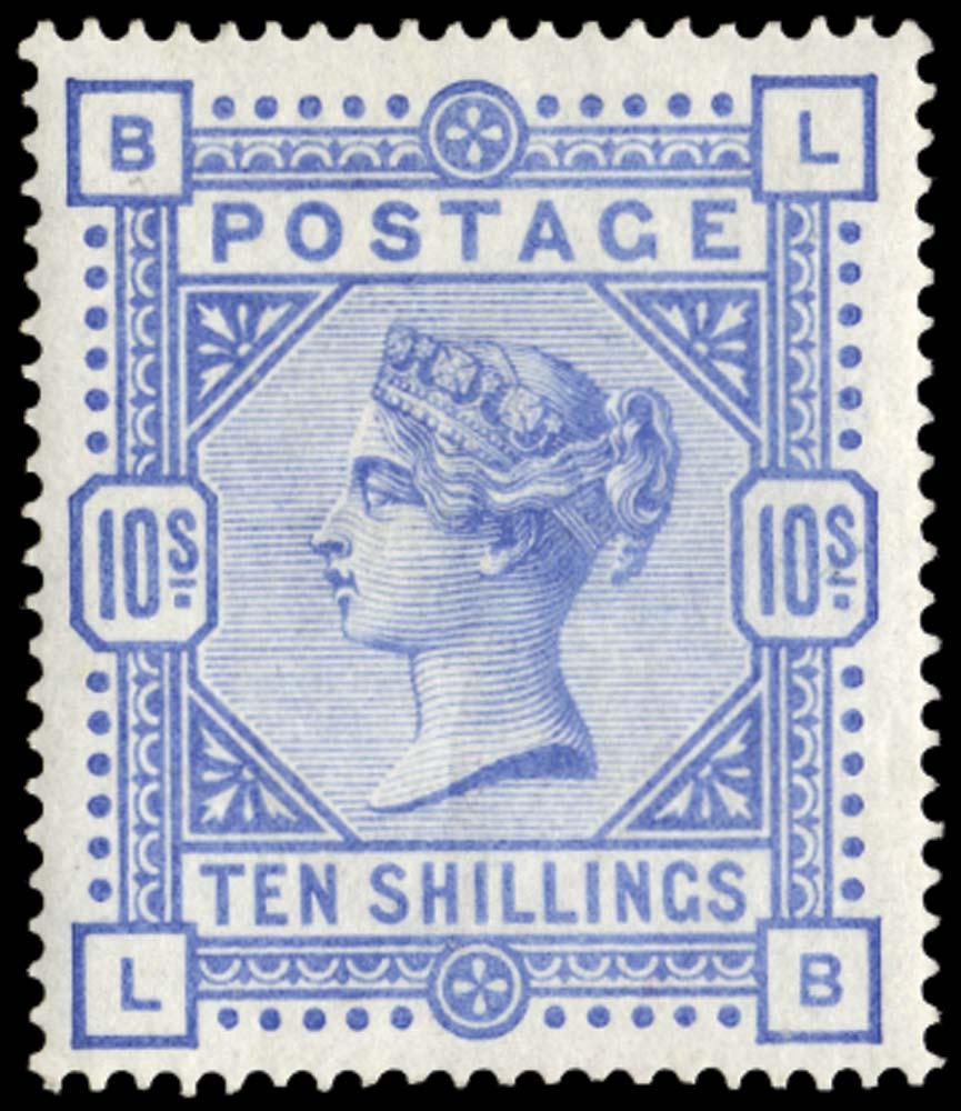 GB 1884  SG183a Mint