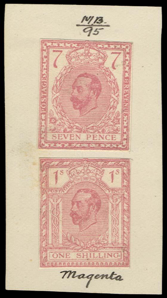 GB 1911  SG. Essay
