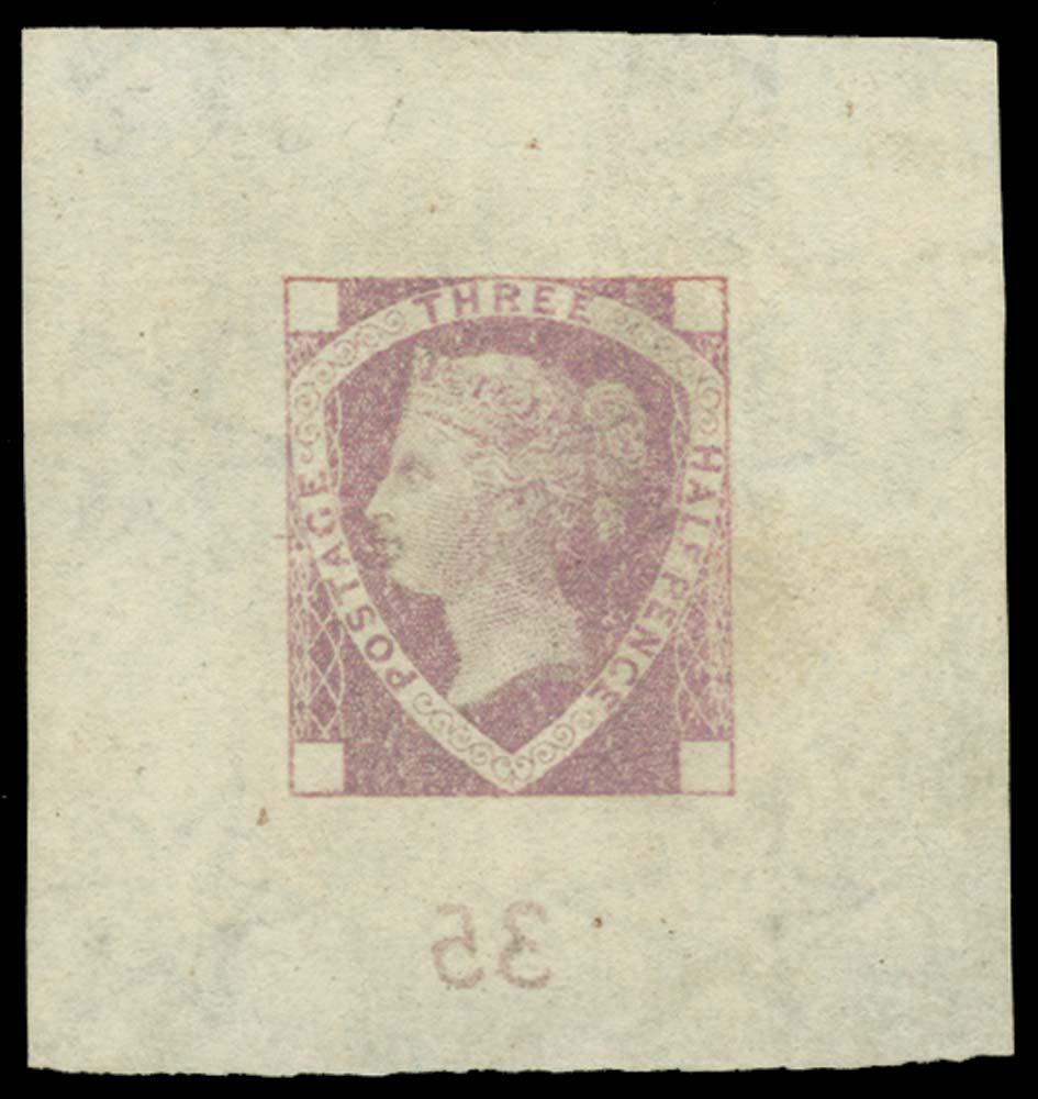 GB 1878  SGDP57 Proof