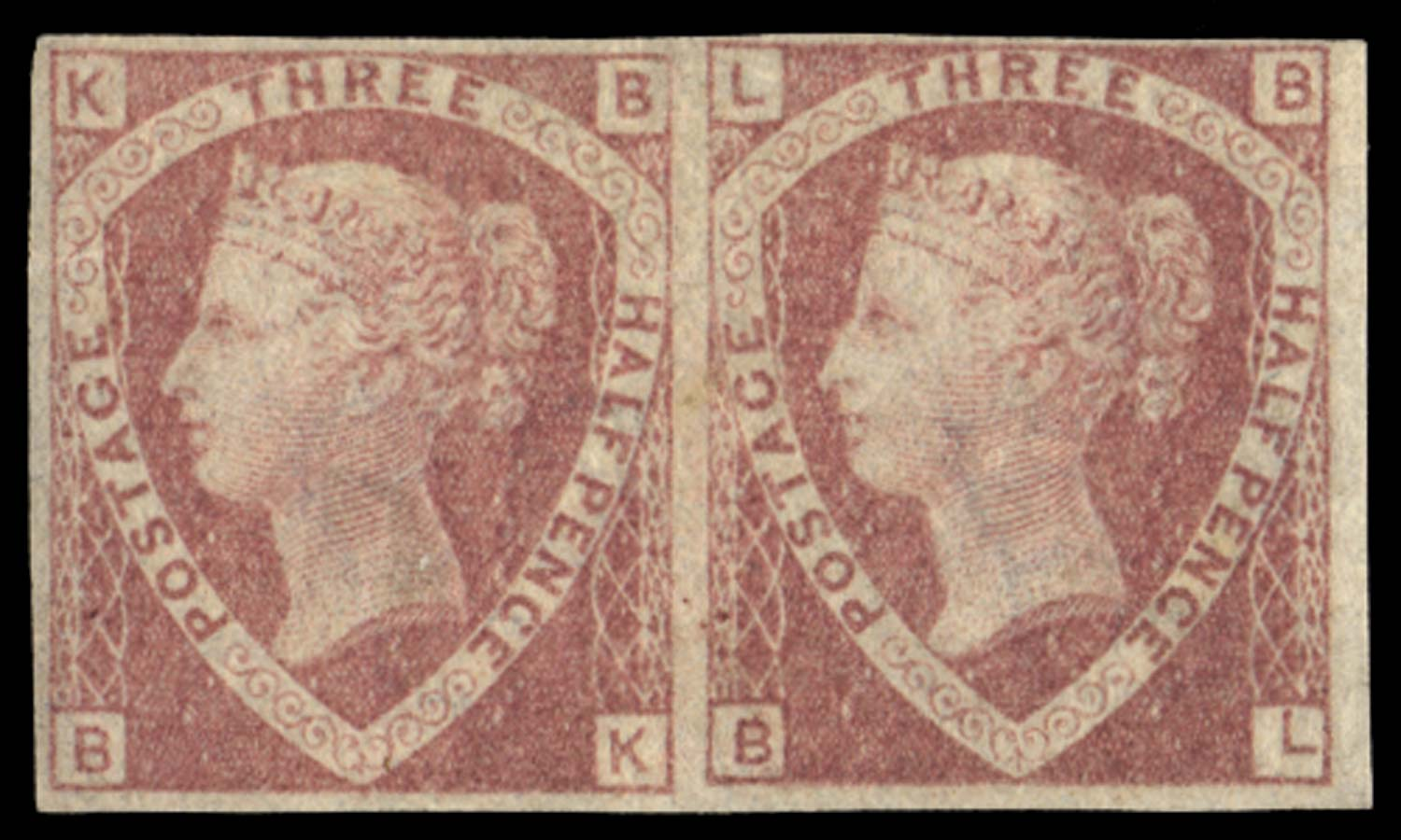 GB 1870  SG51a Pl.1 Mint