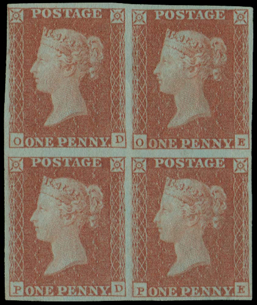 GB 1841  SG8a Pl.101 Mint