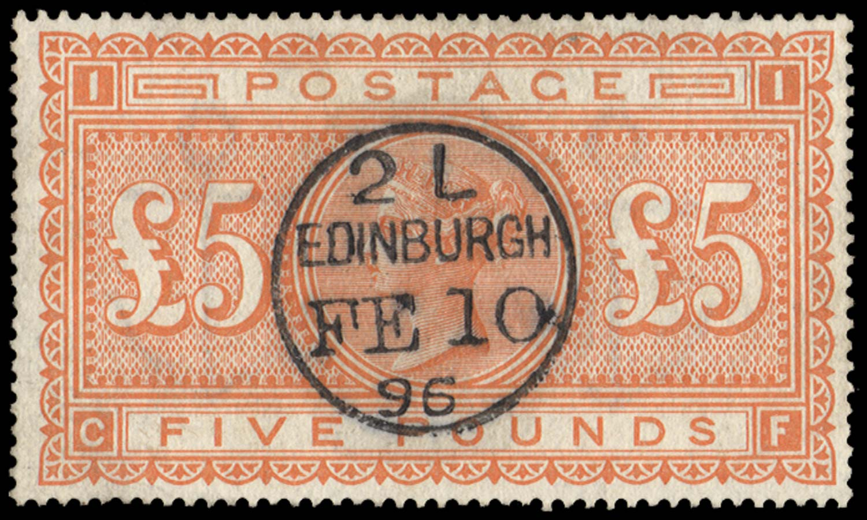 GB 1882  SG137 Used