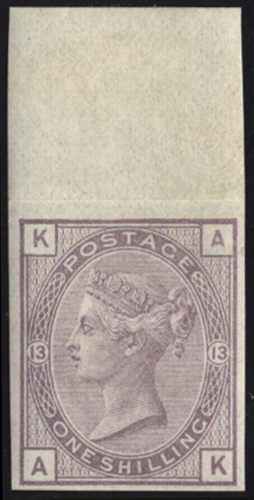 GB 1882  SG163var Mint