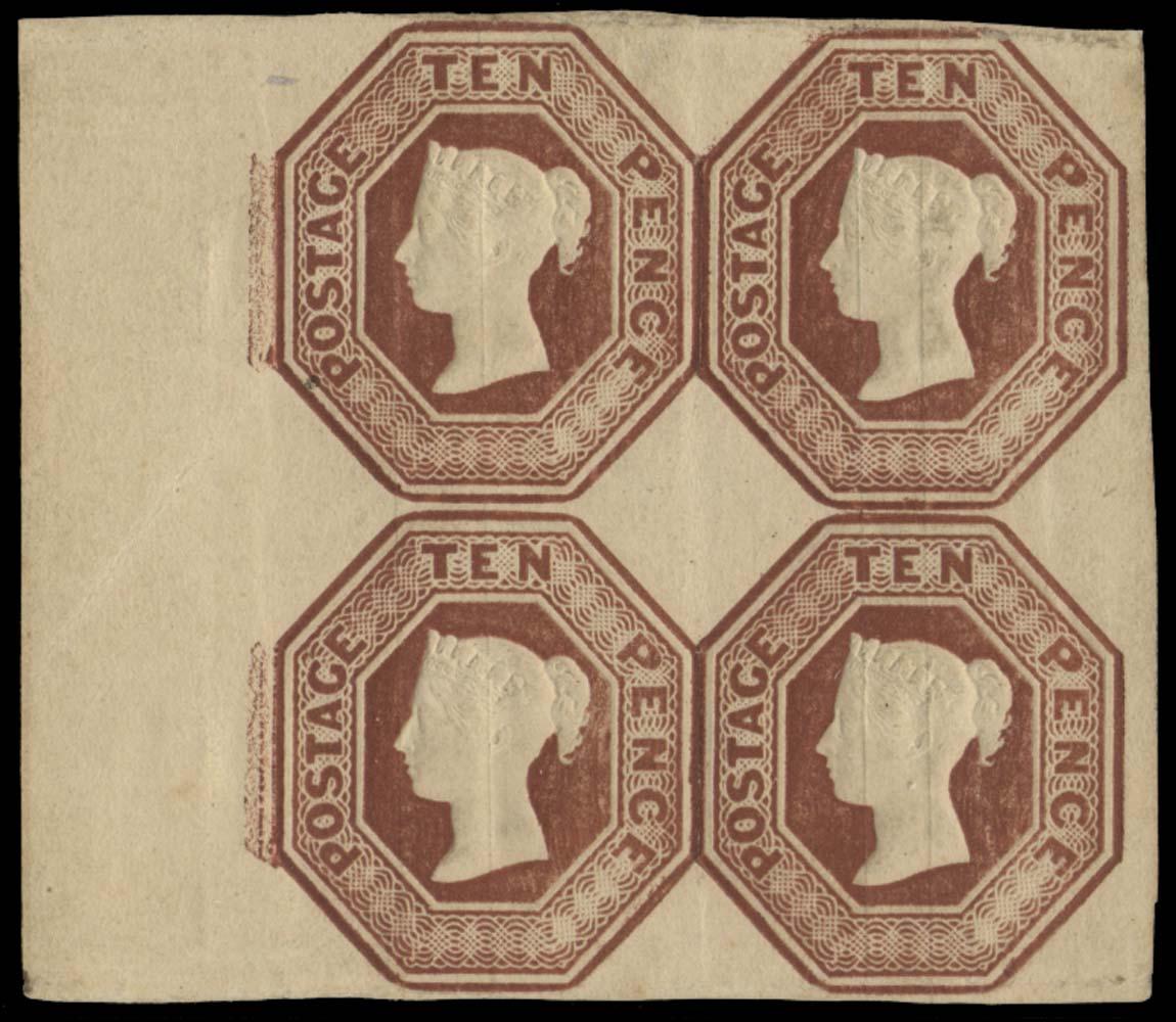 GB 1848  SG57 Mint