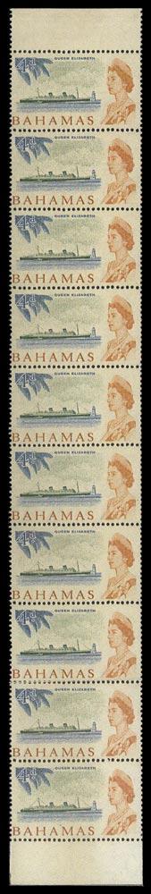 BAHAMAS 1966  SG277a Mint