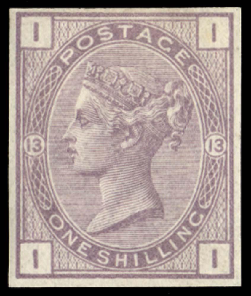 GB 1881  SG163var Mint