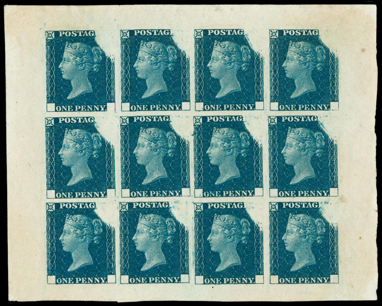 GB 1840  SGDP20 Mint