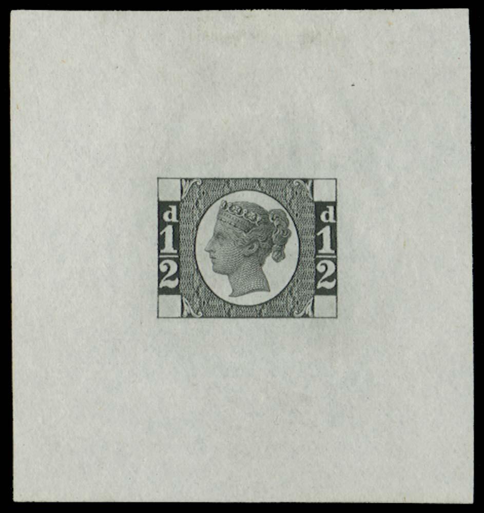 GB 1871  SGDP64a Proof