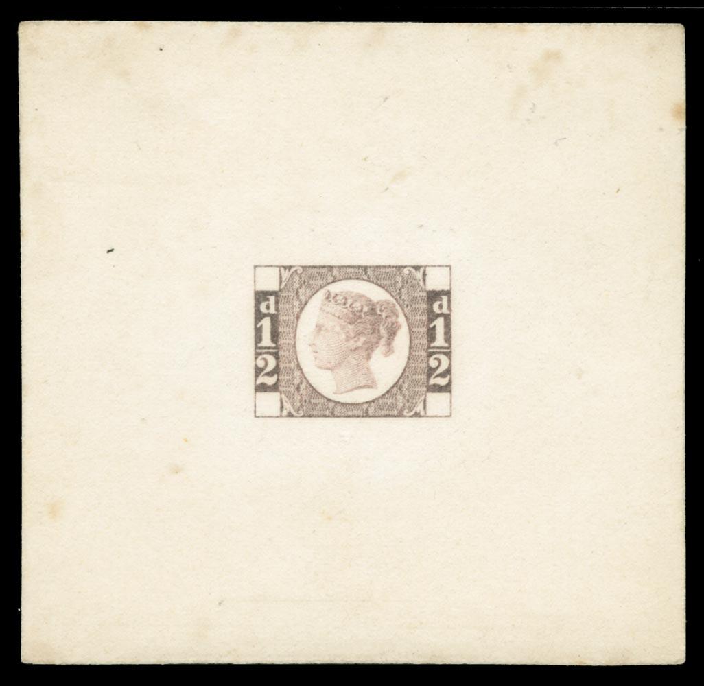 GB 1871  SGDP64b Mint