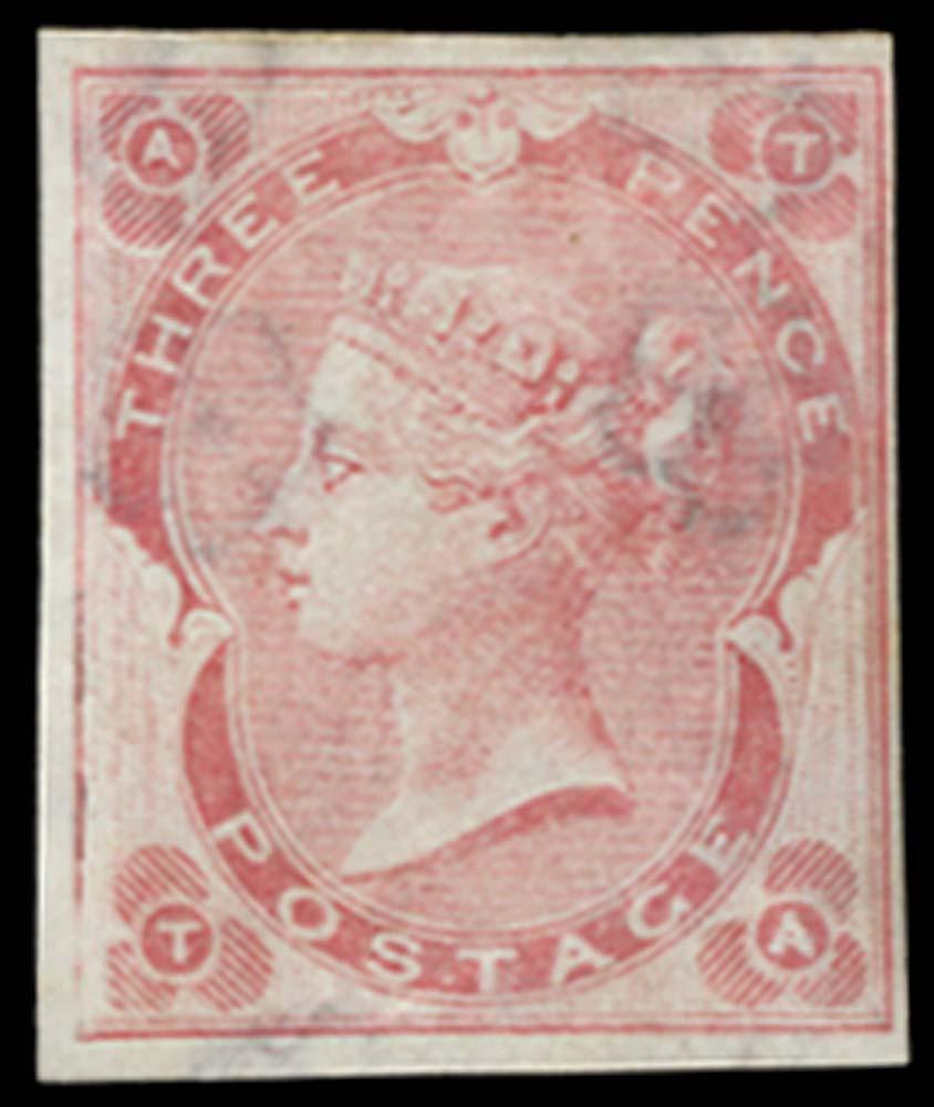 GB 1861  SGJ25A Pl.2 Mint
