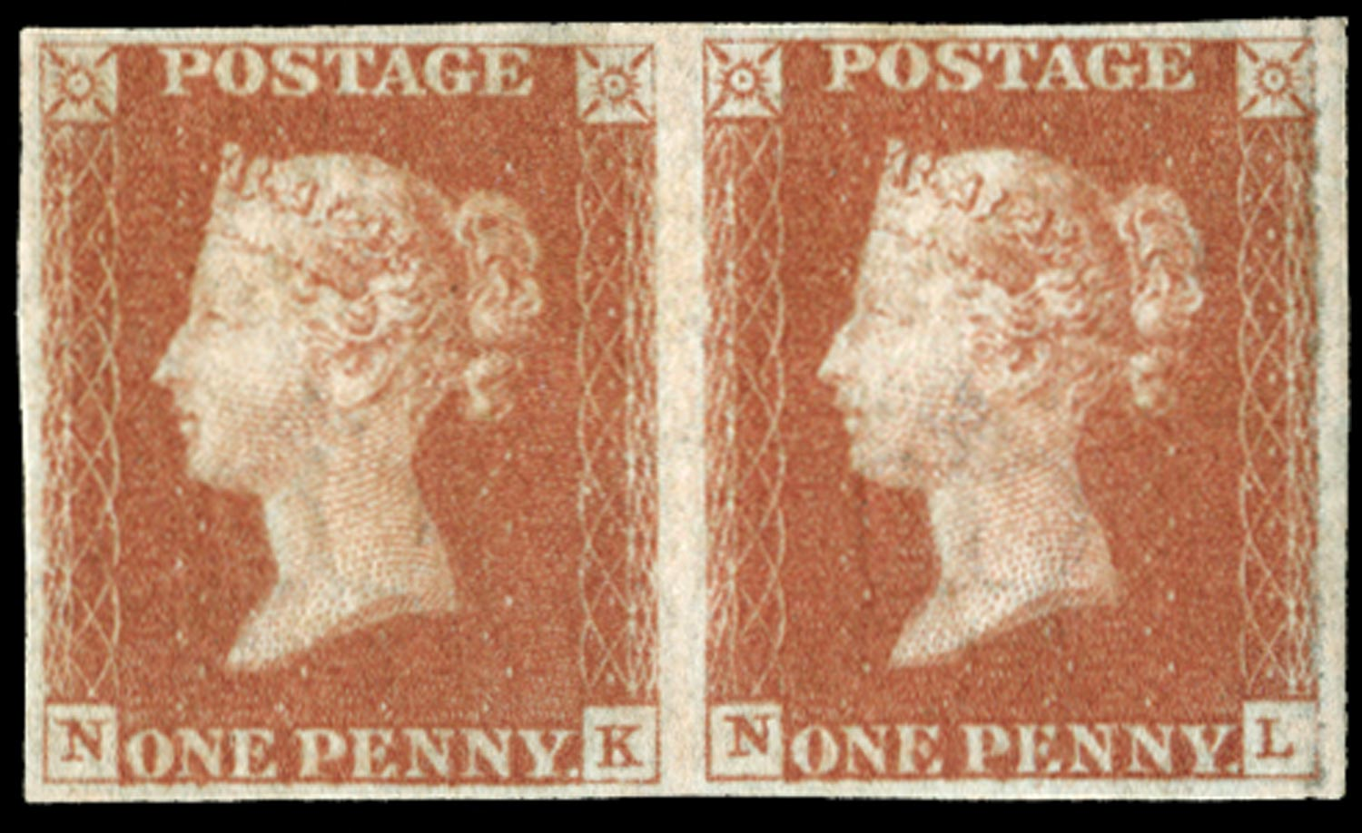 GB 1841  SG7 Pl.5 Mint