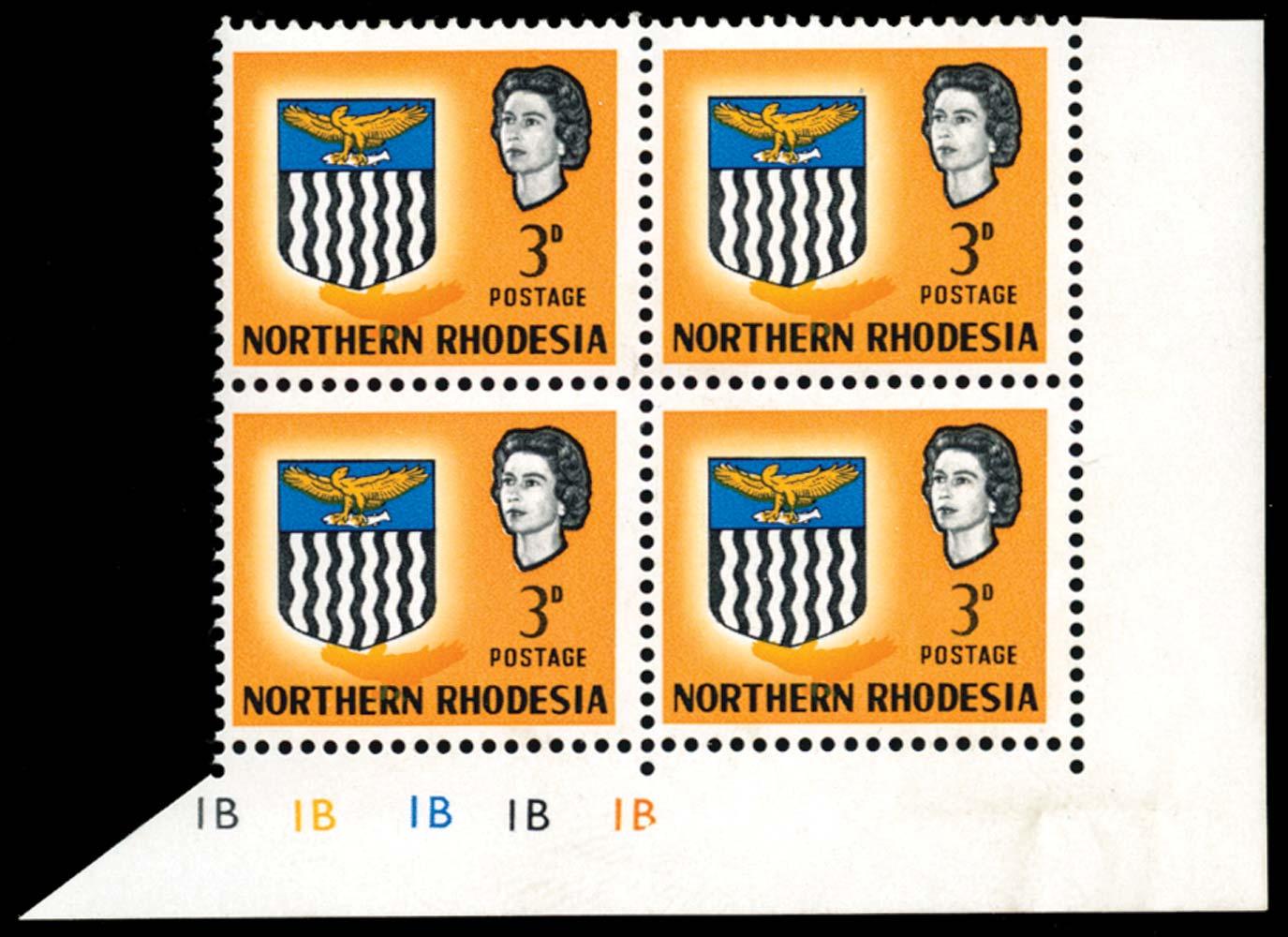NORTHERN RHODESIA   SG78c Pl.0