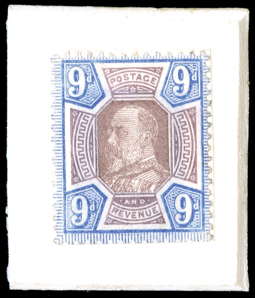GB 1901  SG250var Essay