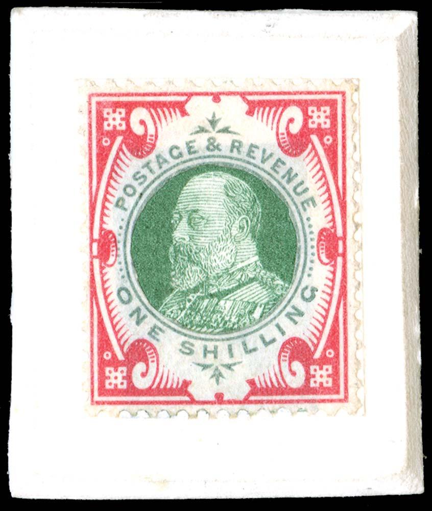 GB 1901  SG257var Essay