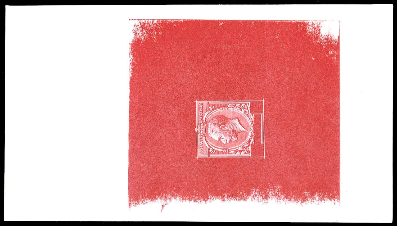 GB 1912  SG357var Pl.9 Proof