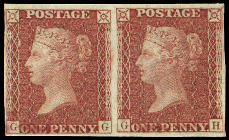 GB 1856  SG29a Pl.25 Mint