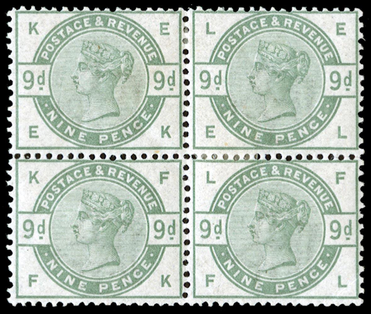 GB 1883  SG195 Mint