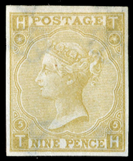 GB 1865  SG98var Pl.5 Mint