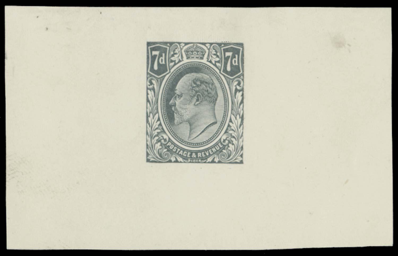 GB 1911  SG249var Mint