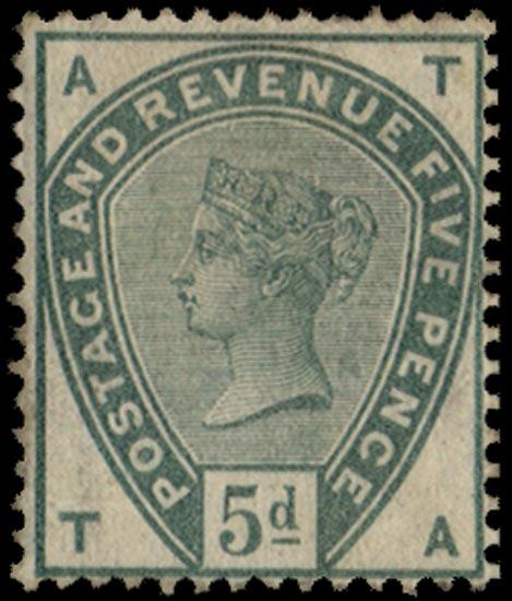 GB 1883  SG193var Mint