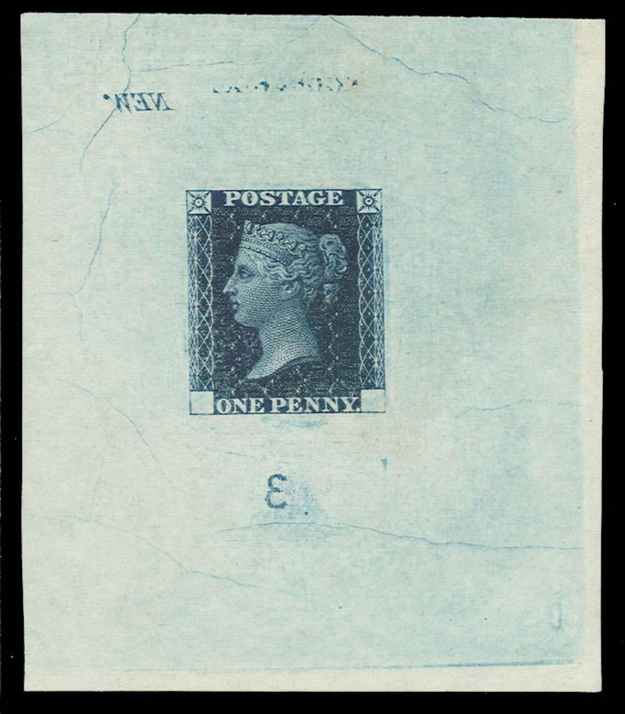 GB 1871  SGDP29b Proof