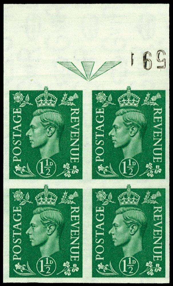 GB 1951  SG505a Mint