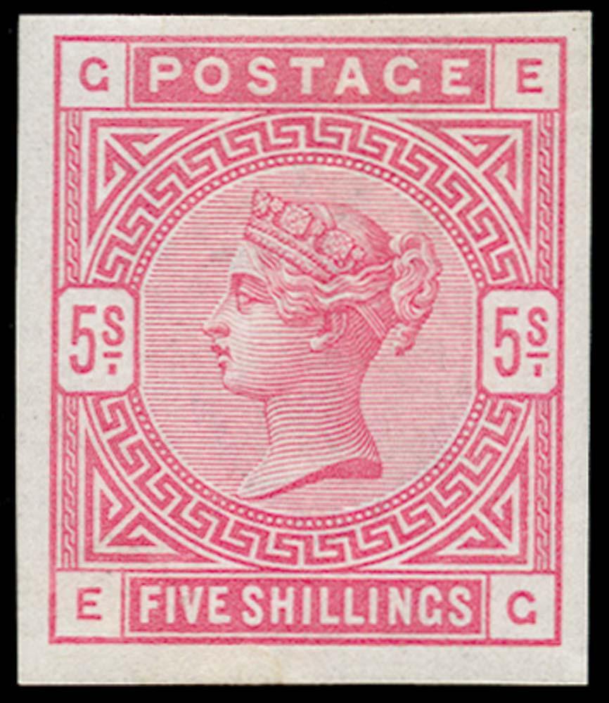 GB 1884  SG176var Mint