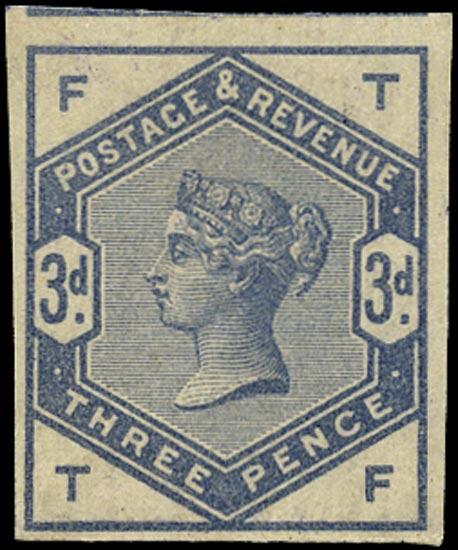 GB 1884  SG191var Mint