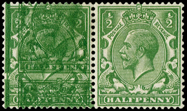 GB 1924  SG418b Mint