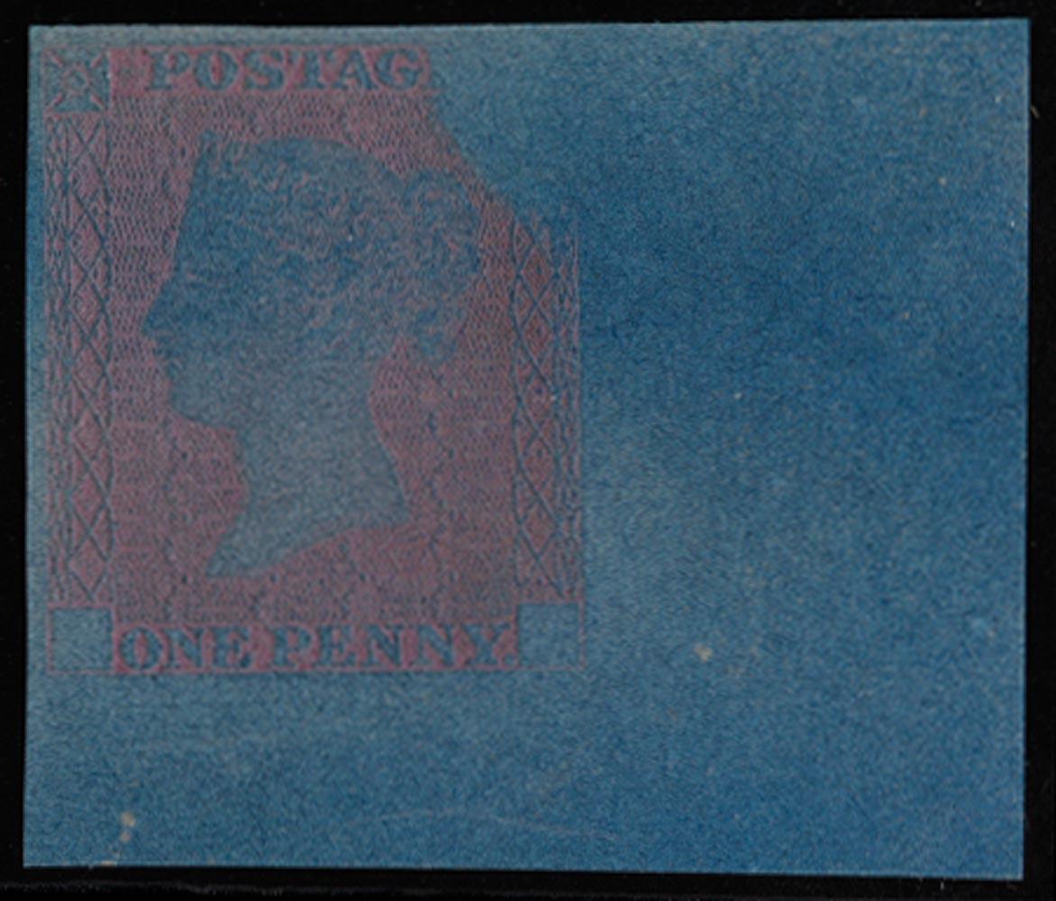 GB 1840  SGDP20(2)a Mint