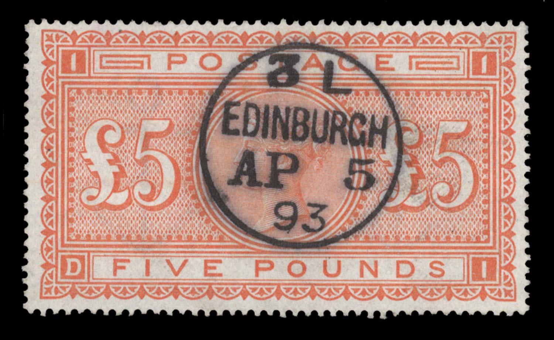 GB 1882  SG137 Pl.1 Used