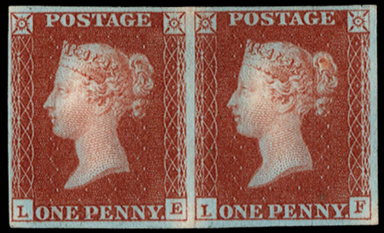 GB 1841  SG16 Pl.11 Mint