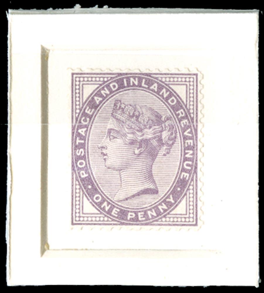 GB 1880  SG172var Mint