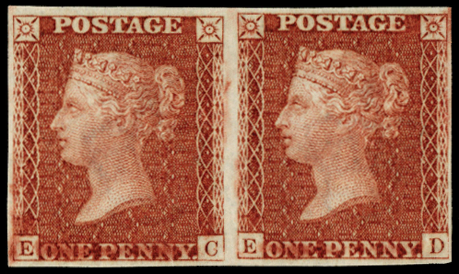 GB 1856  SG29a Pl.25 Mint