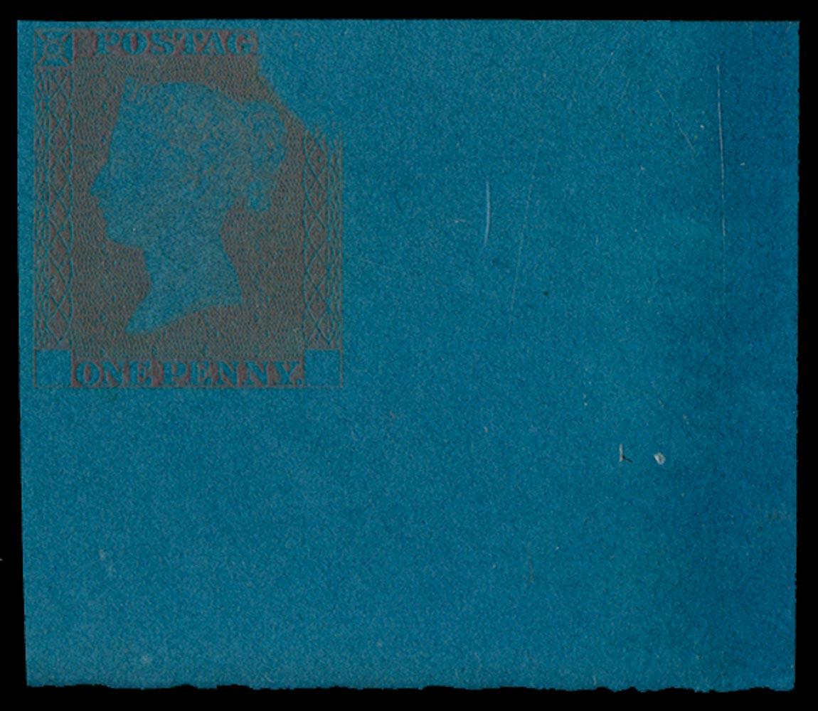 GB 1841  SGDP20(2)a Mint
