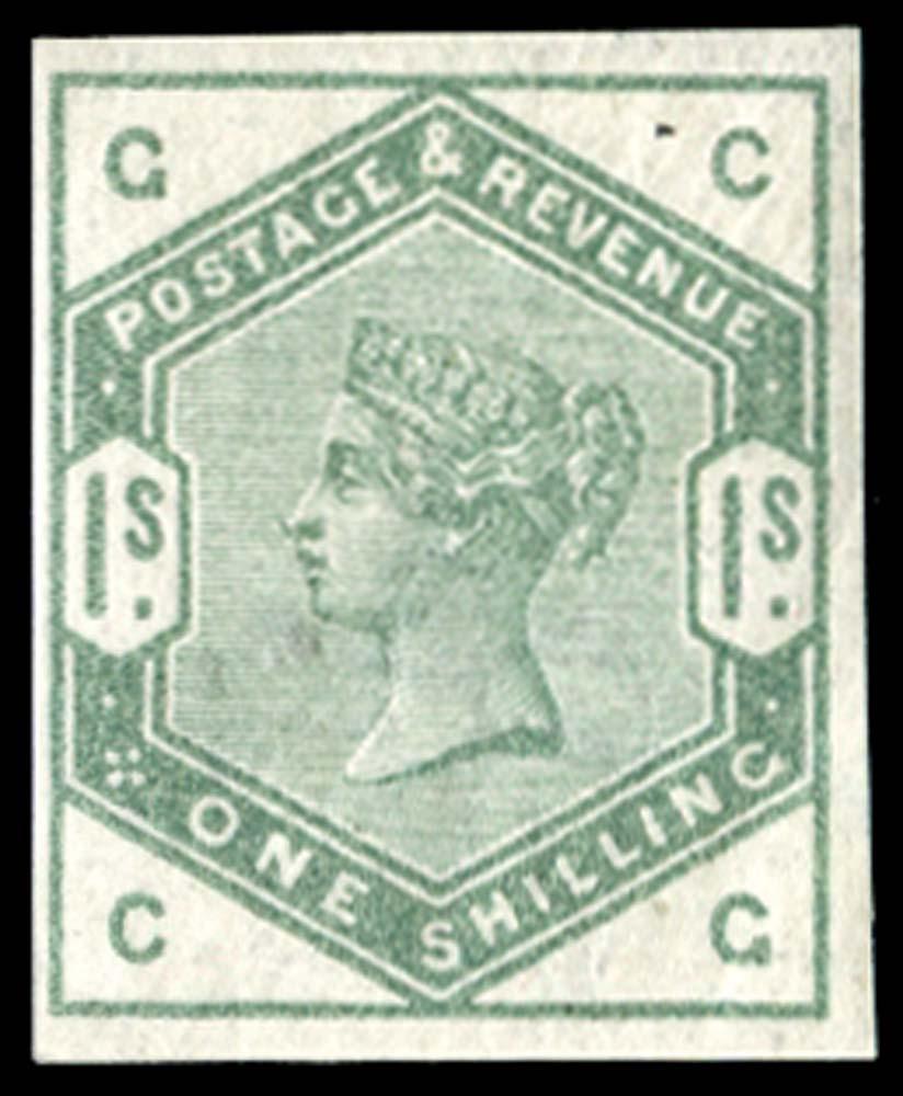 GB 1884  SG196a Mint