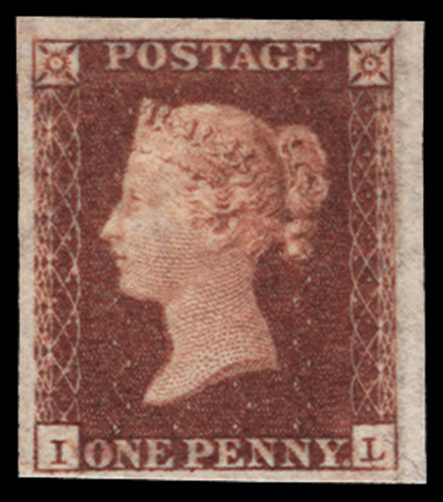 GB 1841  SG8var Pl.115 Mint