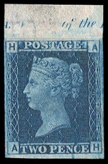 GB 1861  SG45var Pl.9 Mint