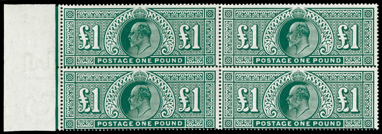GB 1911  SG320 Mint