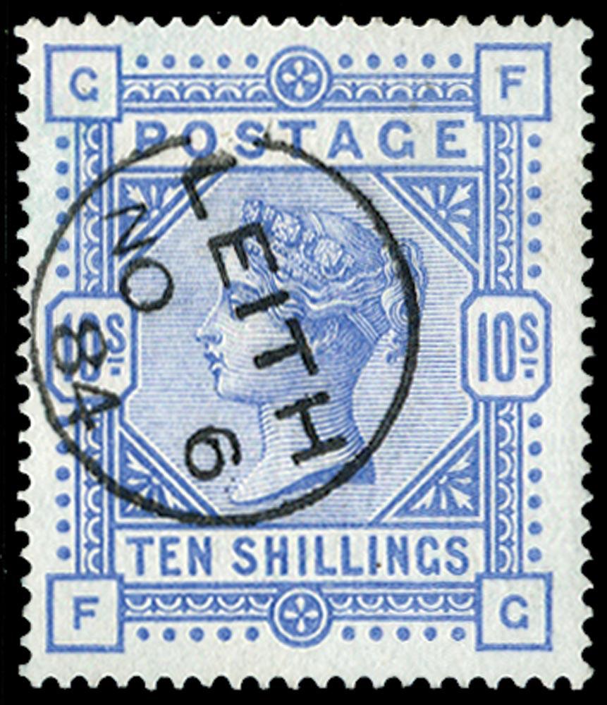 GB 1884  SG177 Used