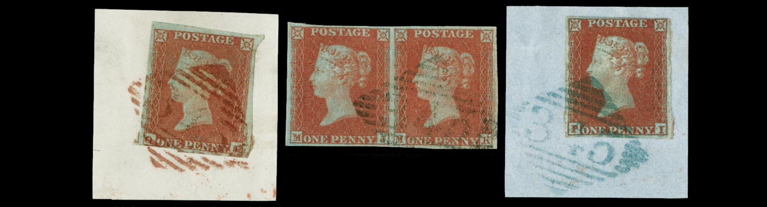 GB 1841  SG8 Pl.165 Used