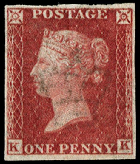 GB 1865  SGDP35b Mint
