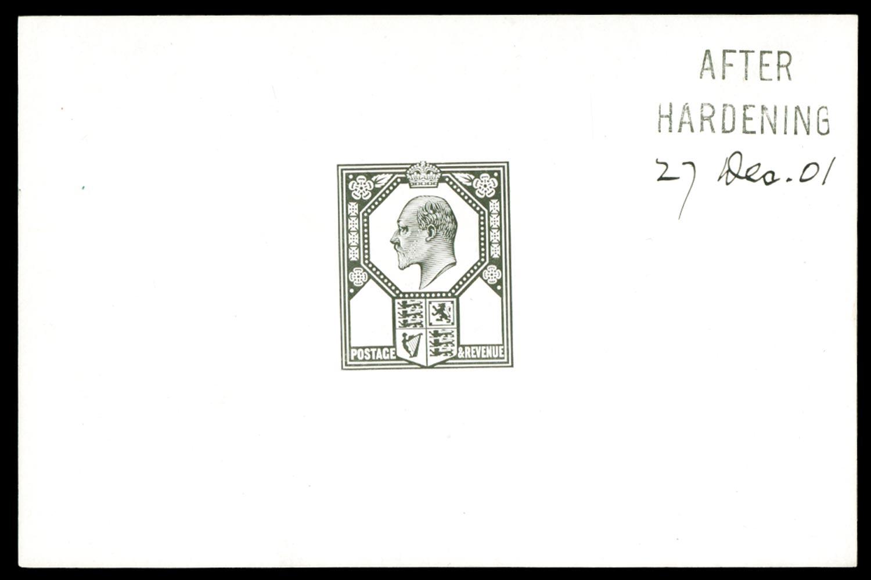 GB 1901  SG242var Mint
