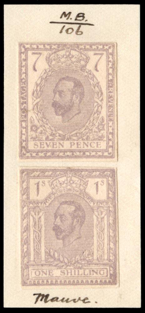 GB 1910  SG. Essay